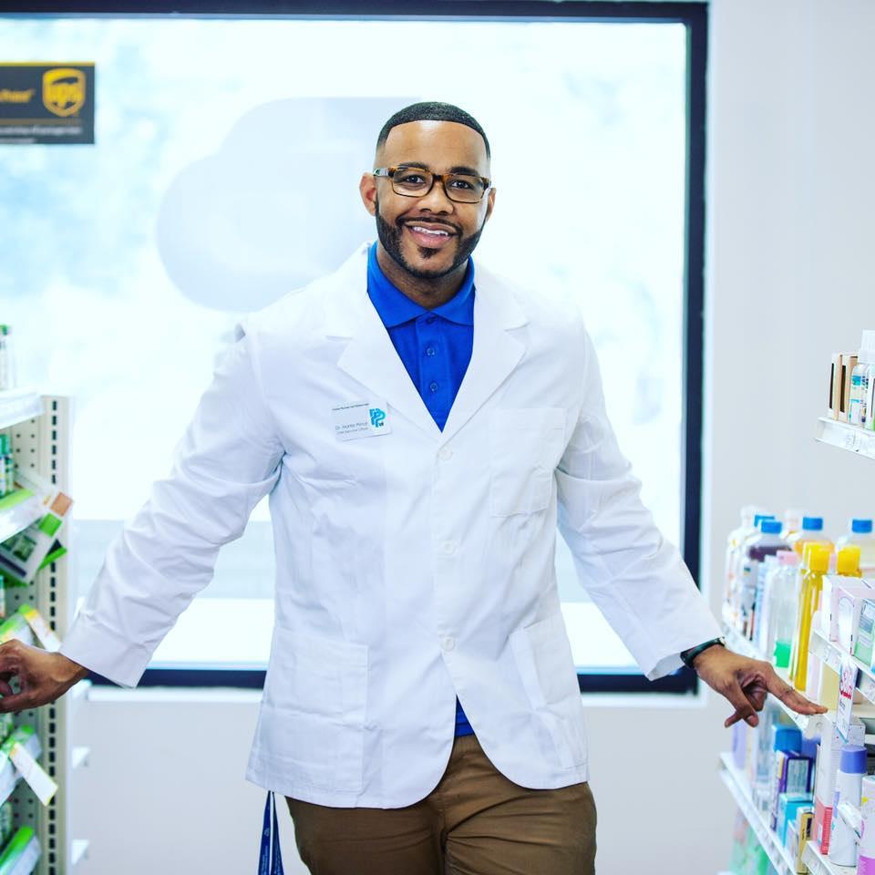 Dr. Martez Prince
