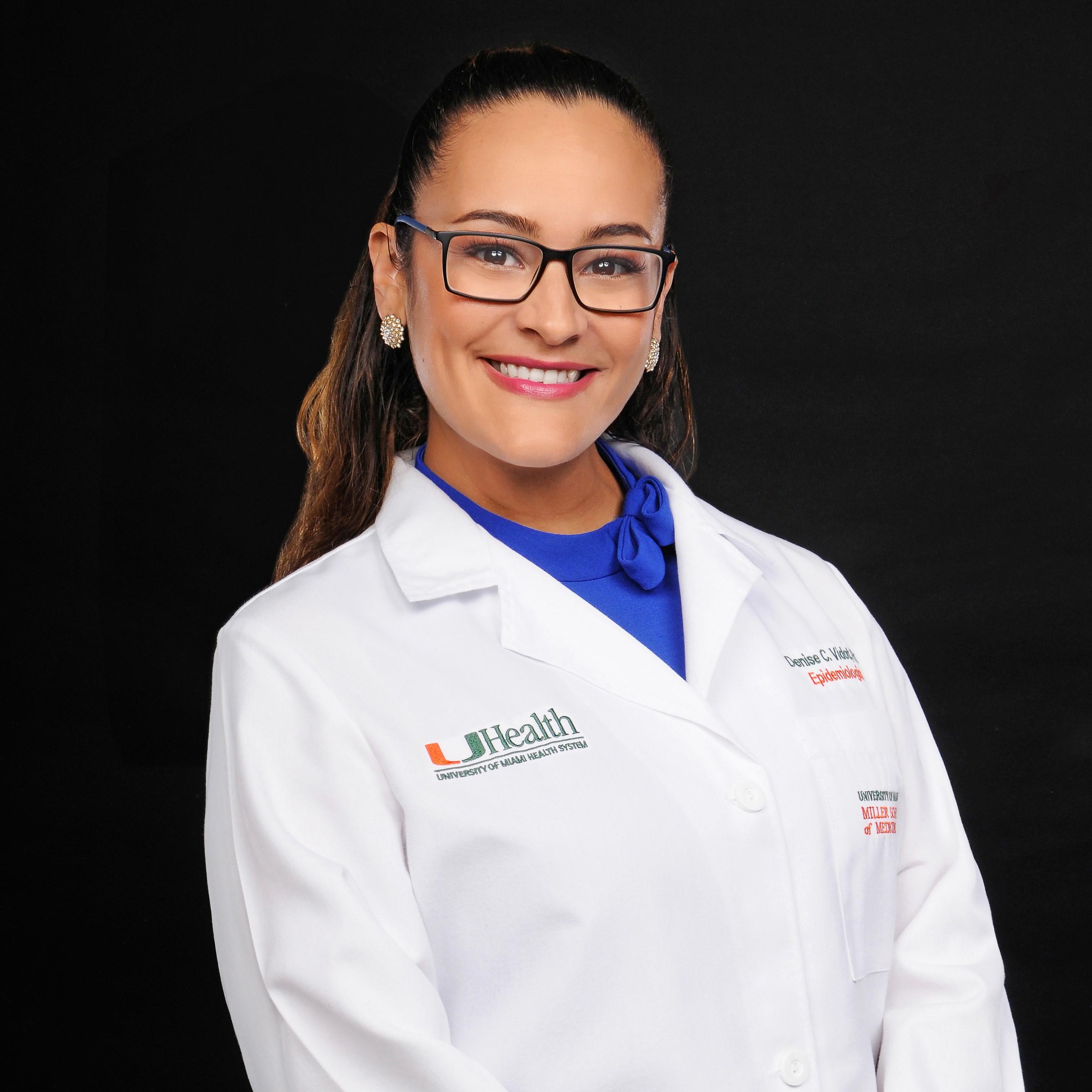 Dr. Denise Vidot, Ph.D. '15, A.B. '08,