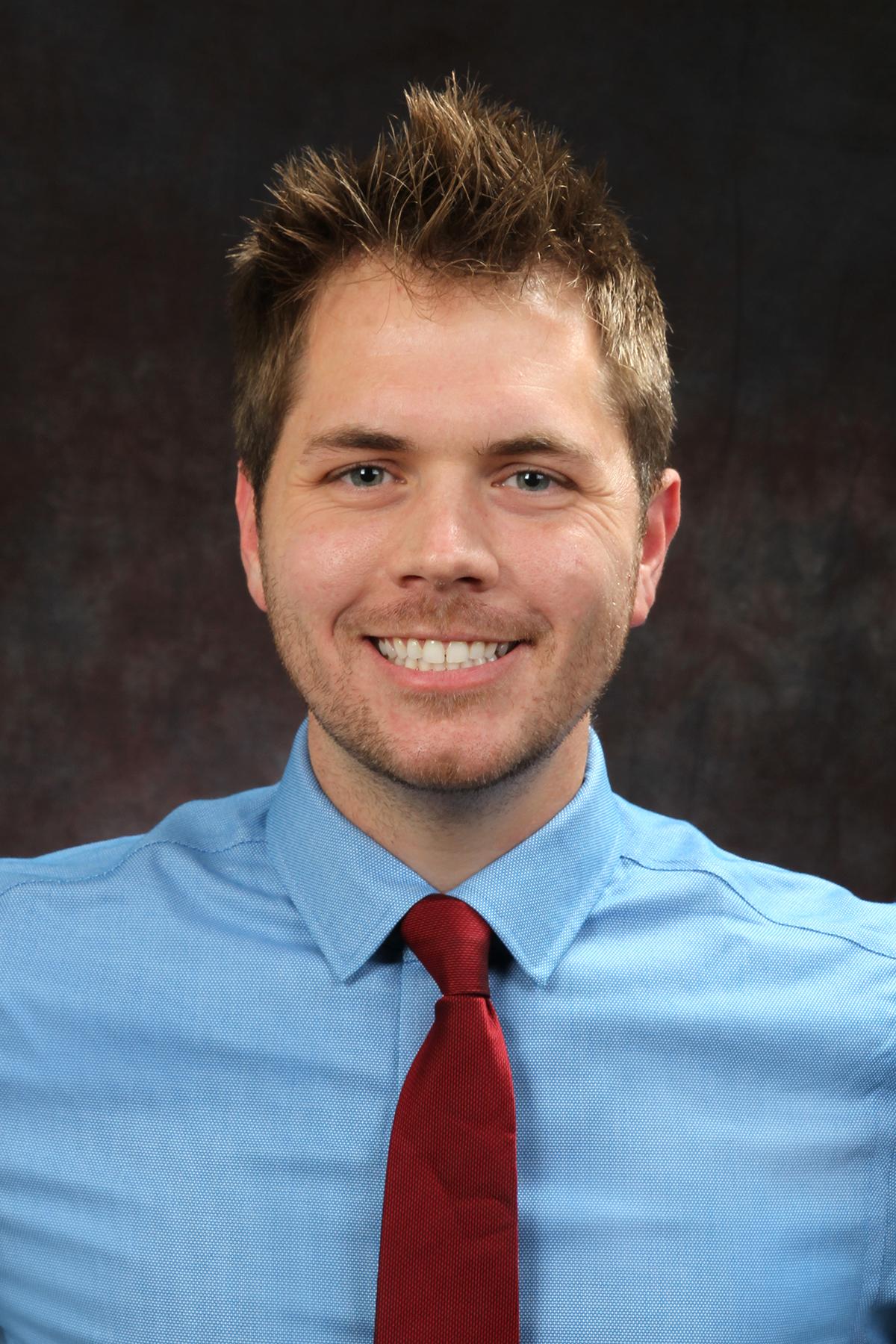 Dustin Christensen-Grant
