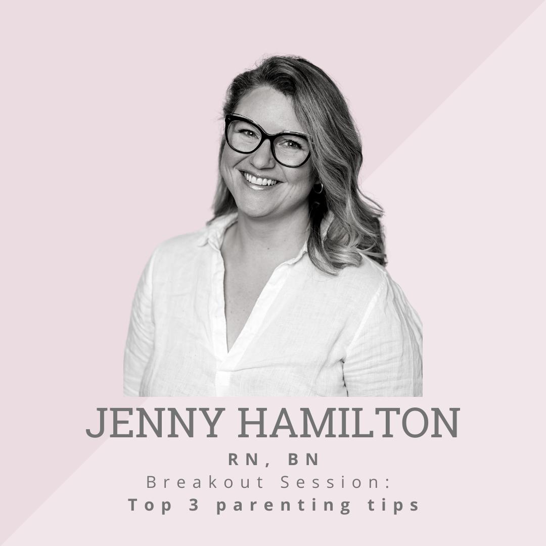 Jenny Hamilton