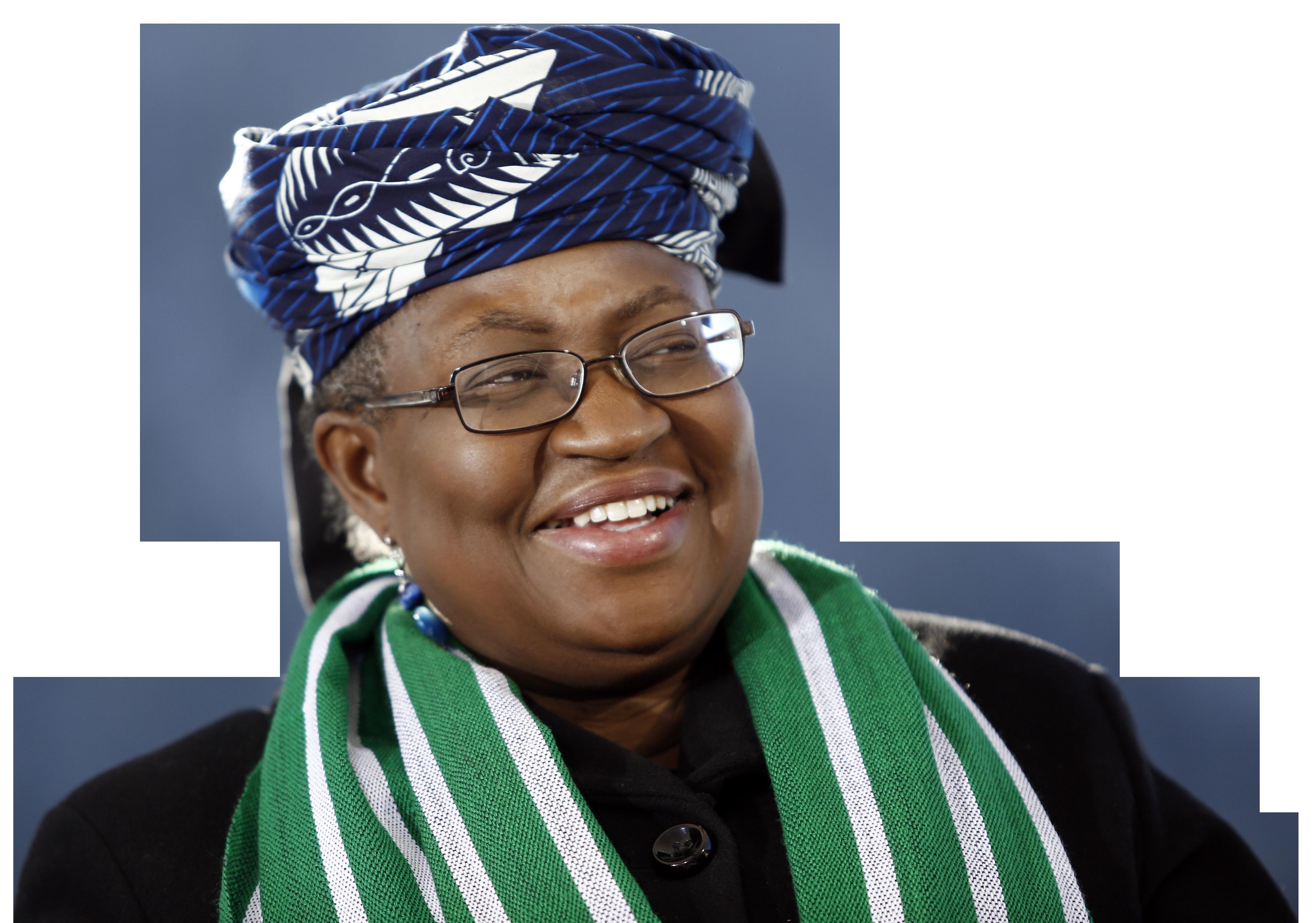 Ngozi - Okonjo Iweala