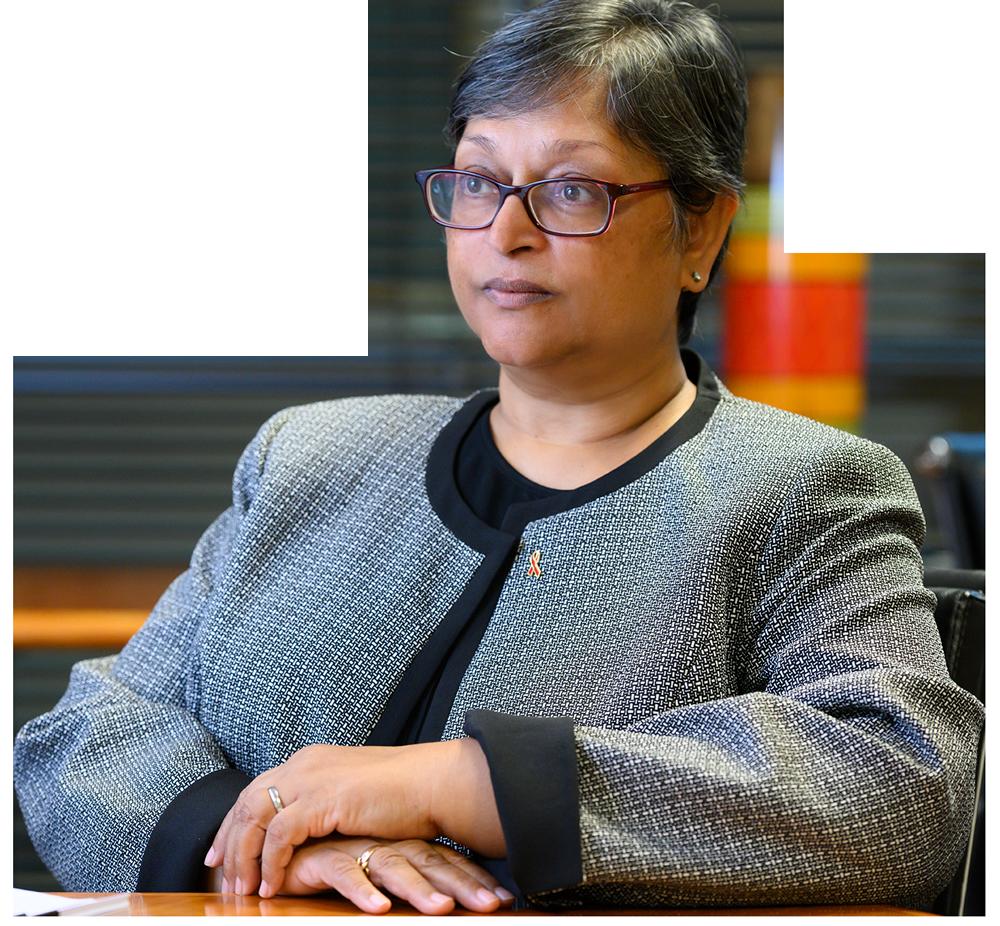 Dr Quarraisha Abdool Karim