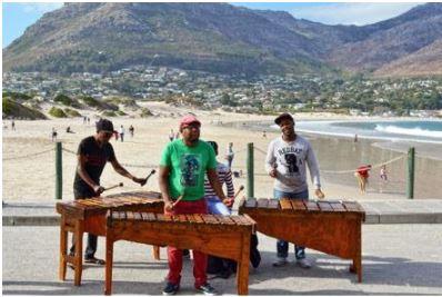 Black Roots Marimba