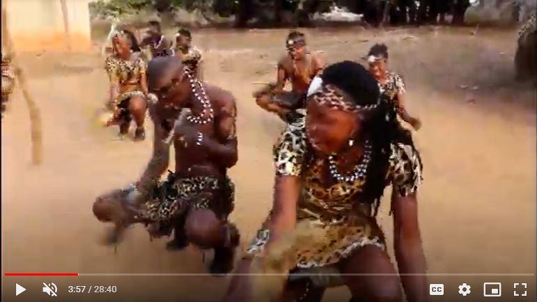 Heritage Dancers, Nigeria