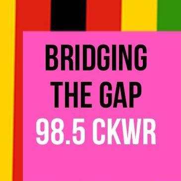 Bridging the  Gap Radio Show Tapiwa Ziyenge and Tichaona eKhaya
