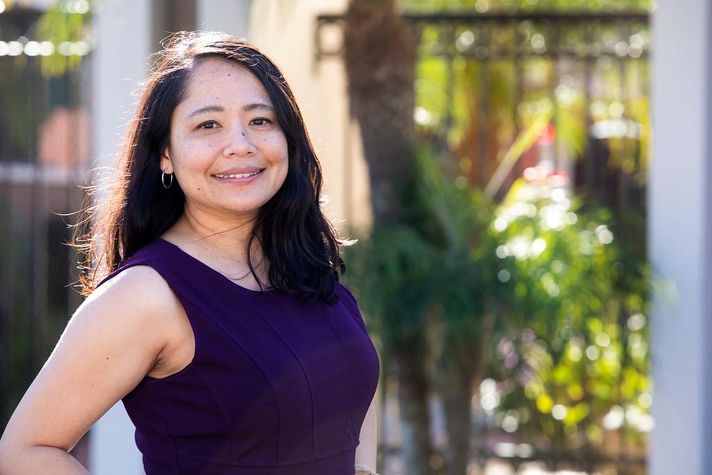 Dr. April Moreno