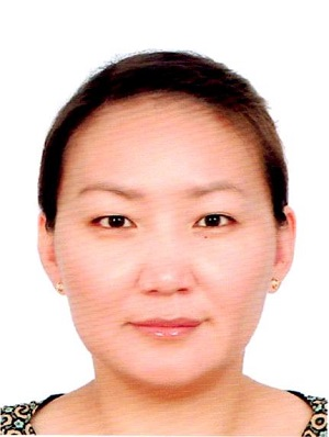 Ariunaa Chandraabal