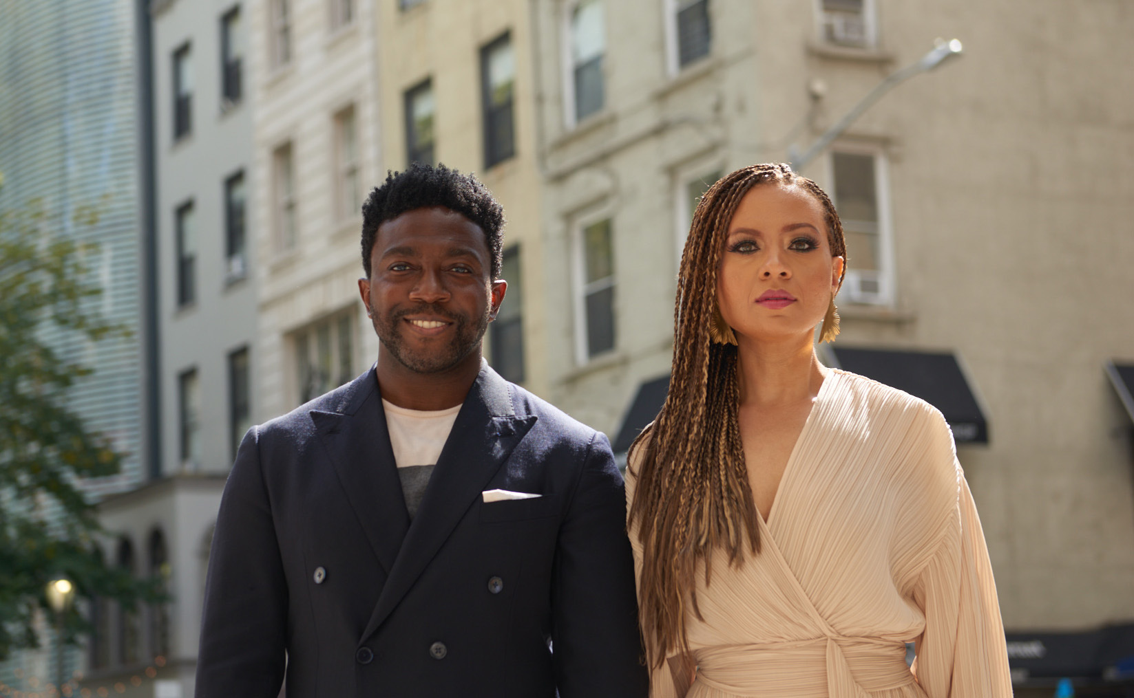 Courtney & Donnell Baldwin Owners: Sanctuaire / Mr Baldwin Style