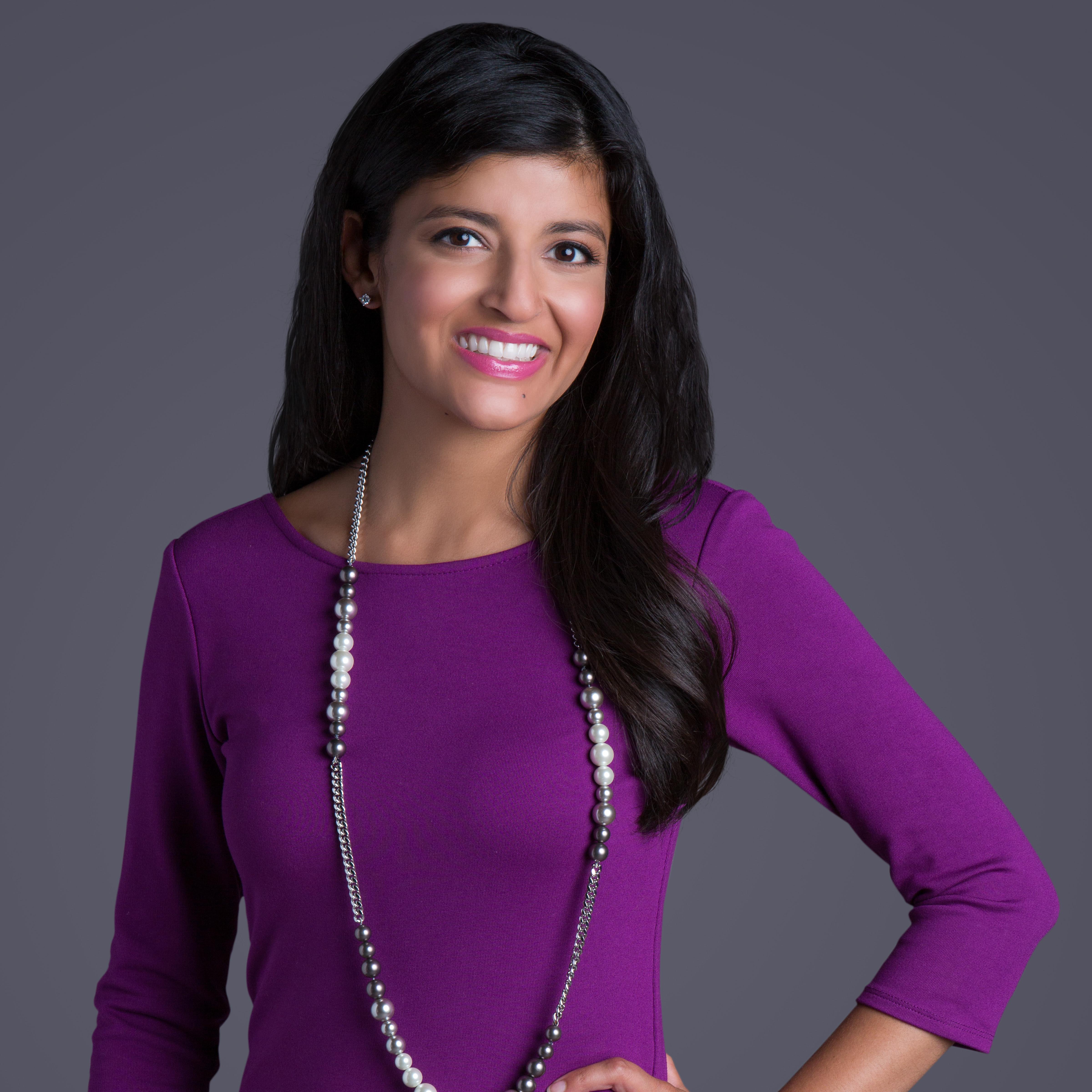 Amber Kanwar