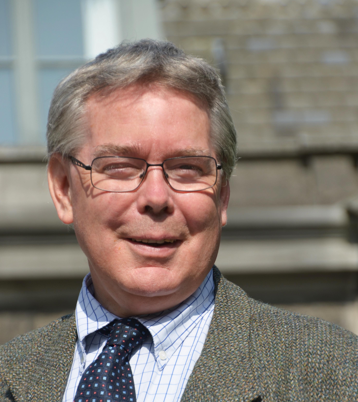 Professor Sjef Van Erp