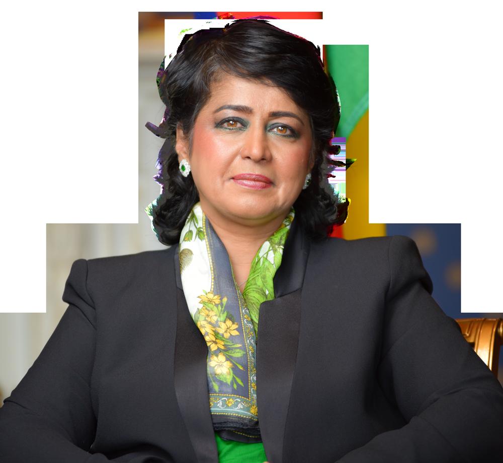 Dr Ameenah Gurib - Fakim