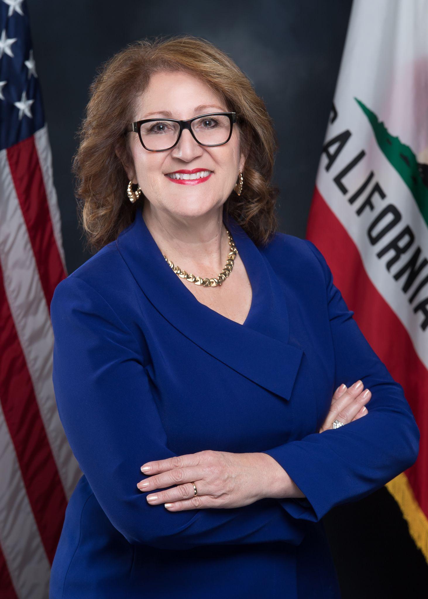 Assemblywoman Eloise Gomez Reyes