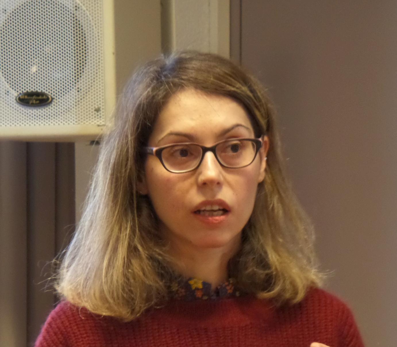 Alexandra Smyrniotopoulou