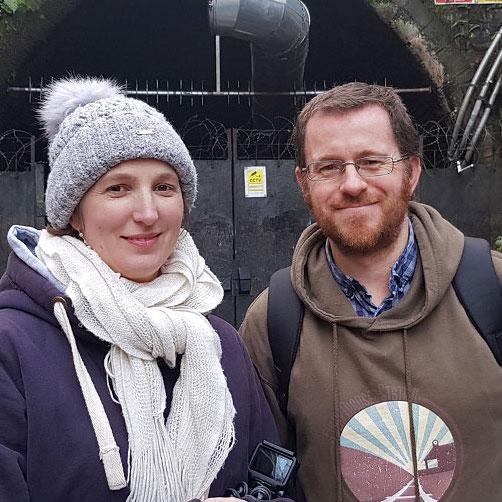 Paul & Rebecca Whitewick