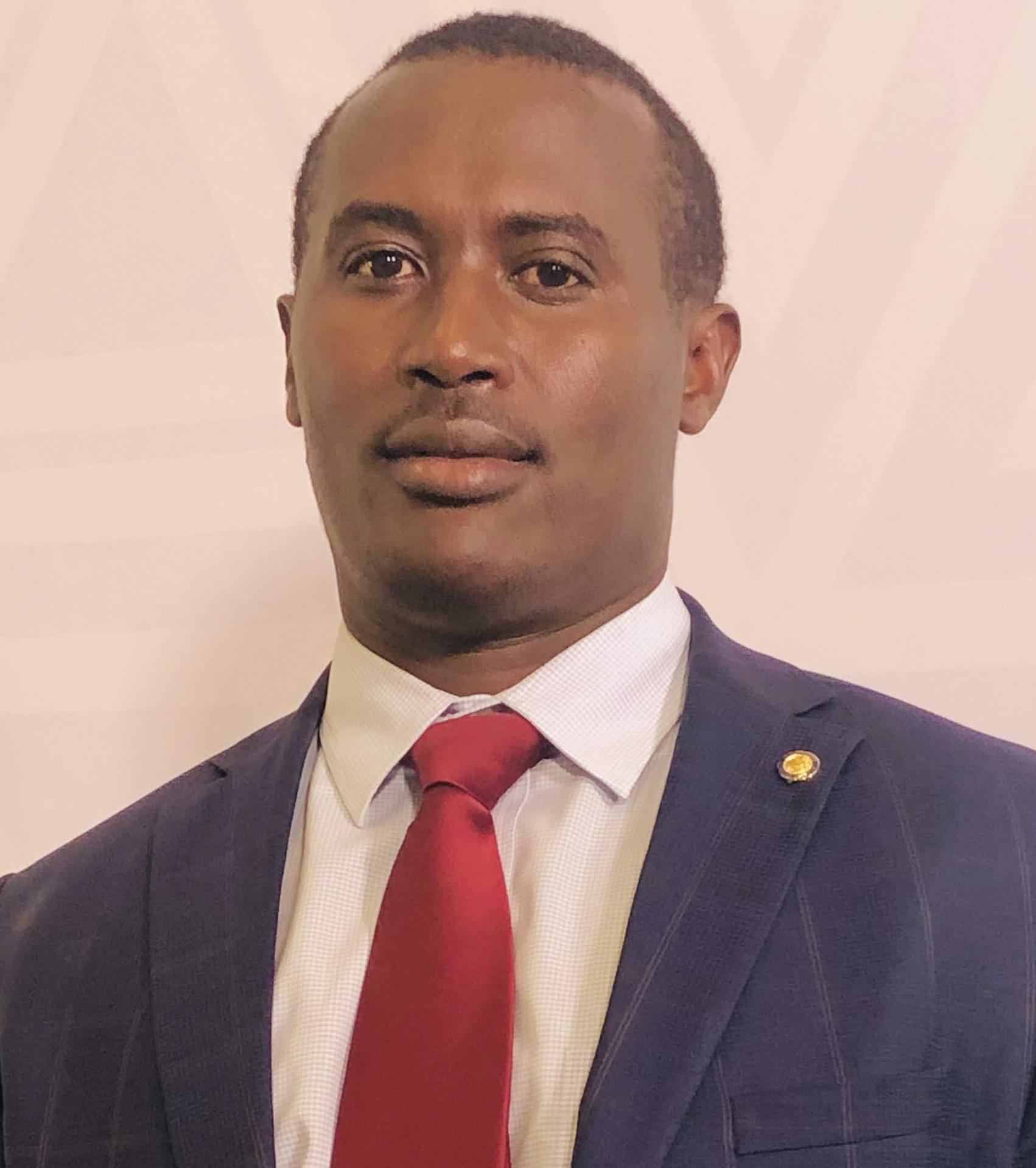 Dr. Richard Gakuba