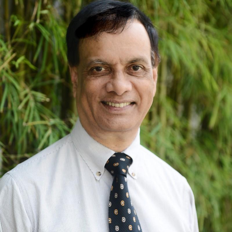 Professor Vinod Thomas