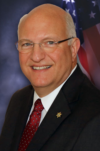Sheriff David Davis