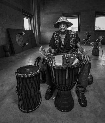 Kwamé Drum Circle