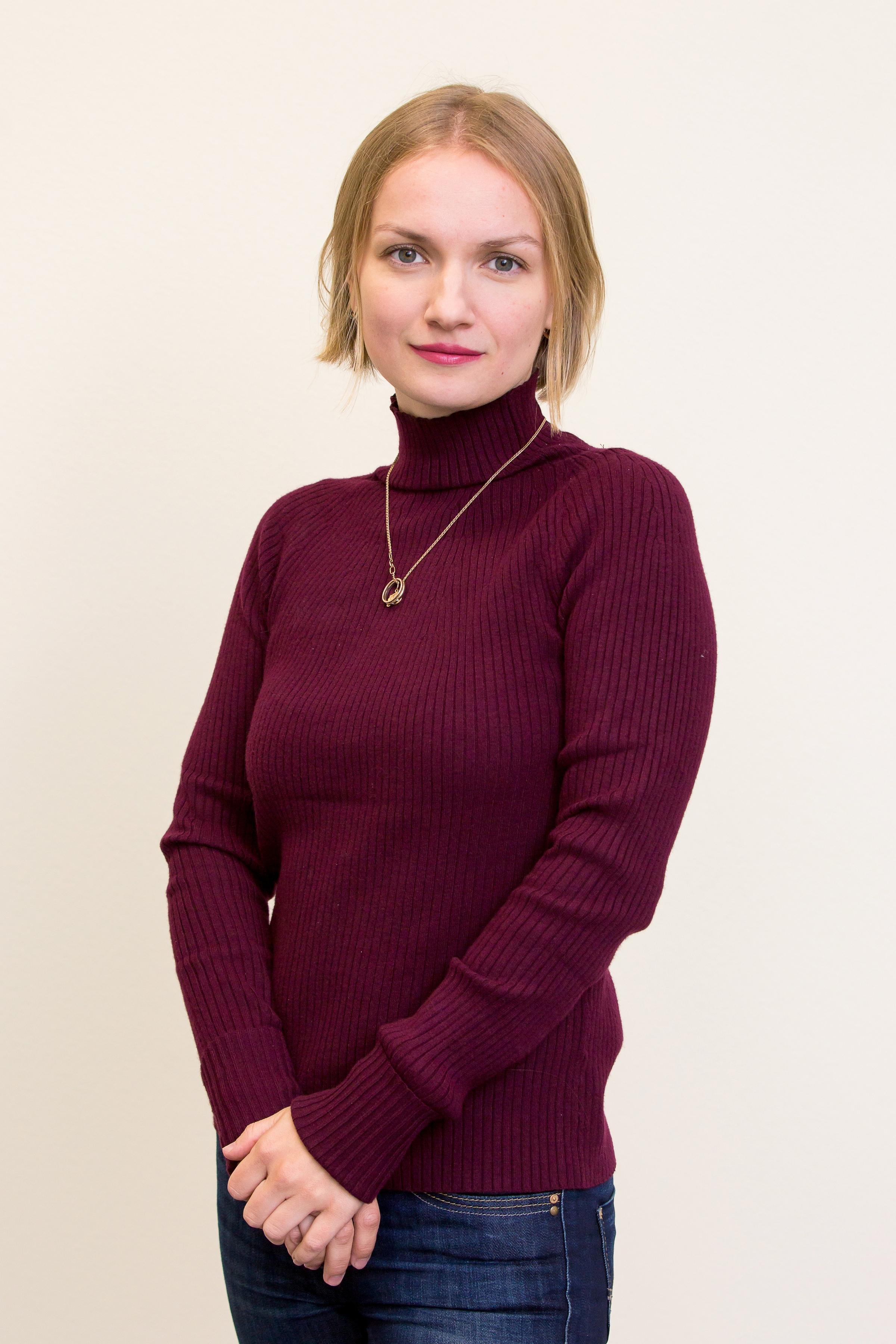 Daria Illarionova