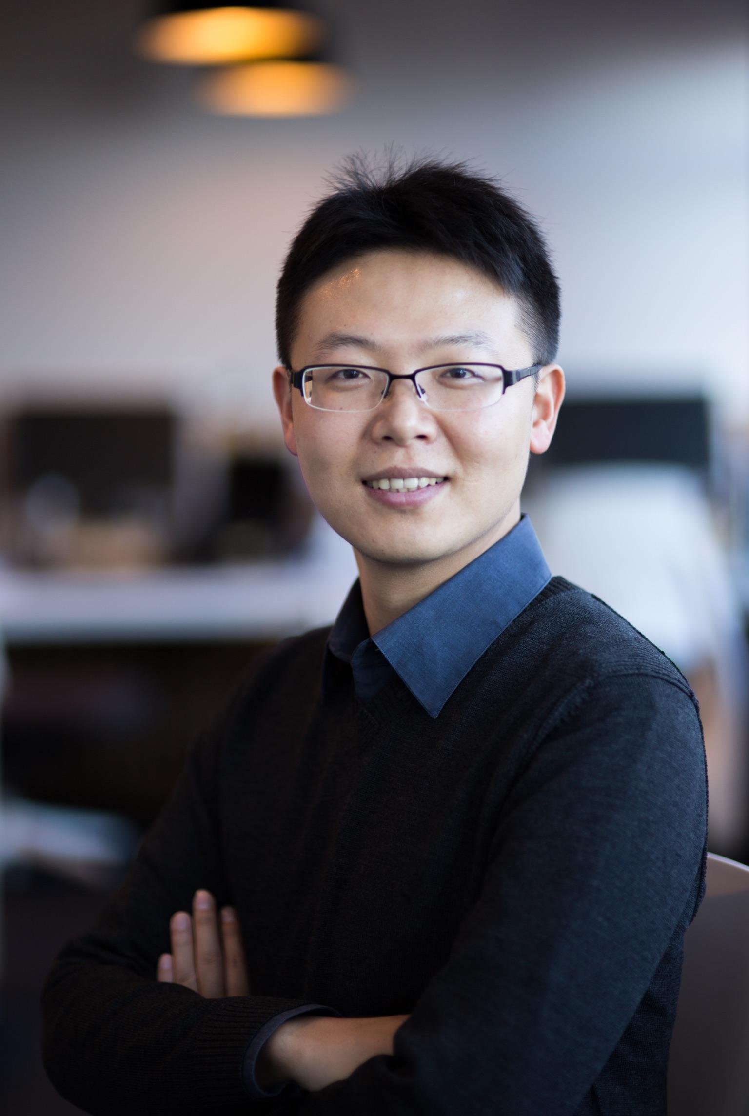 Jianbin Wang