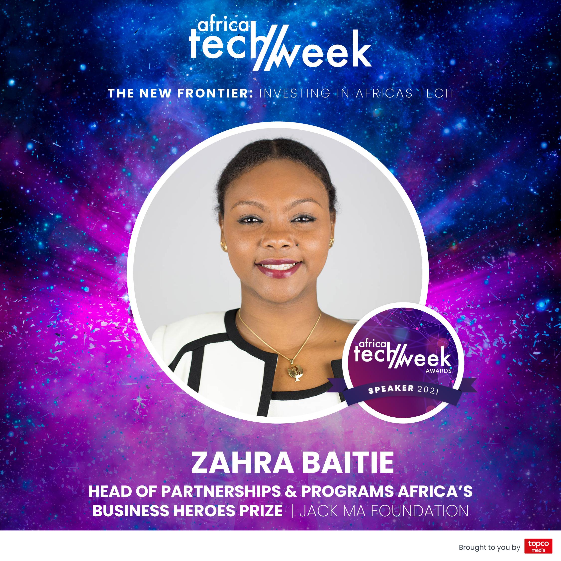 Zahra Baitie