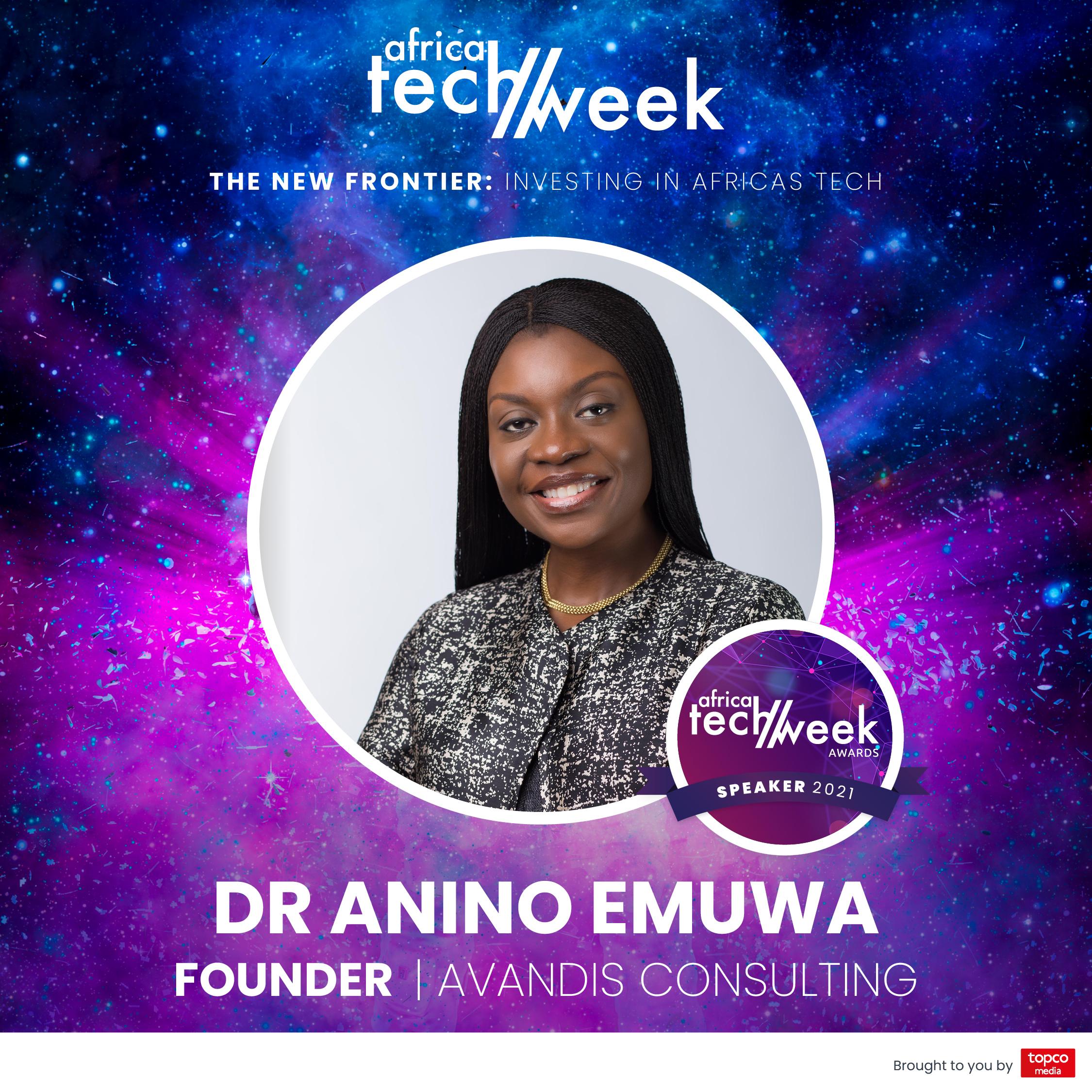 Dr Anino Emuwa