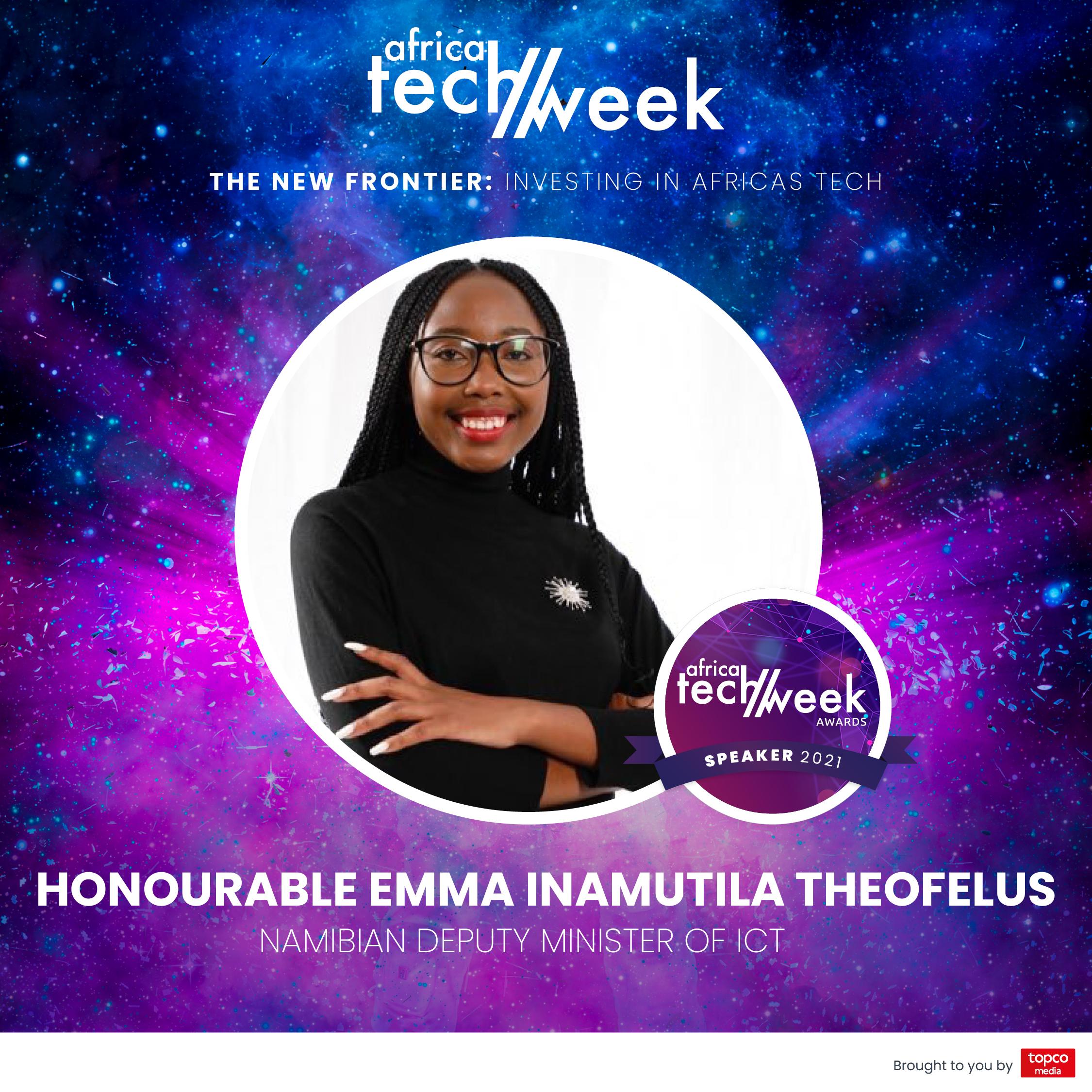 Honourable Emma Inamutila Theofelus
