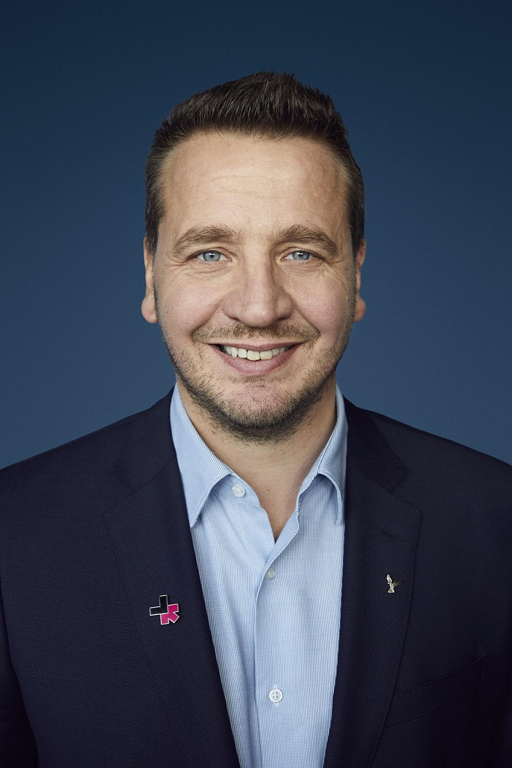 Gudlaugur Thor Thordarsson