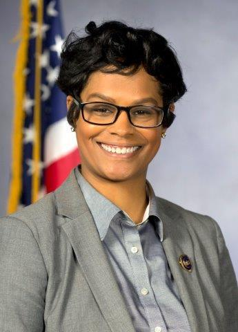 Representative Morgan B. Cephas