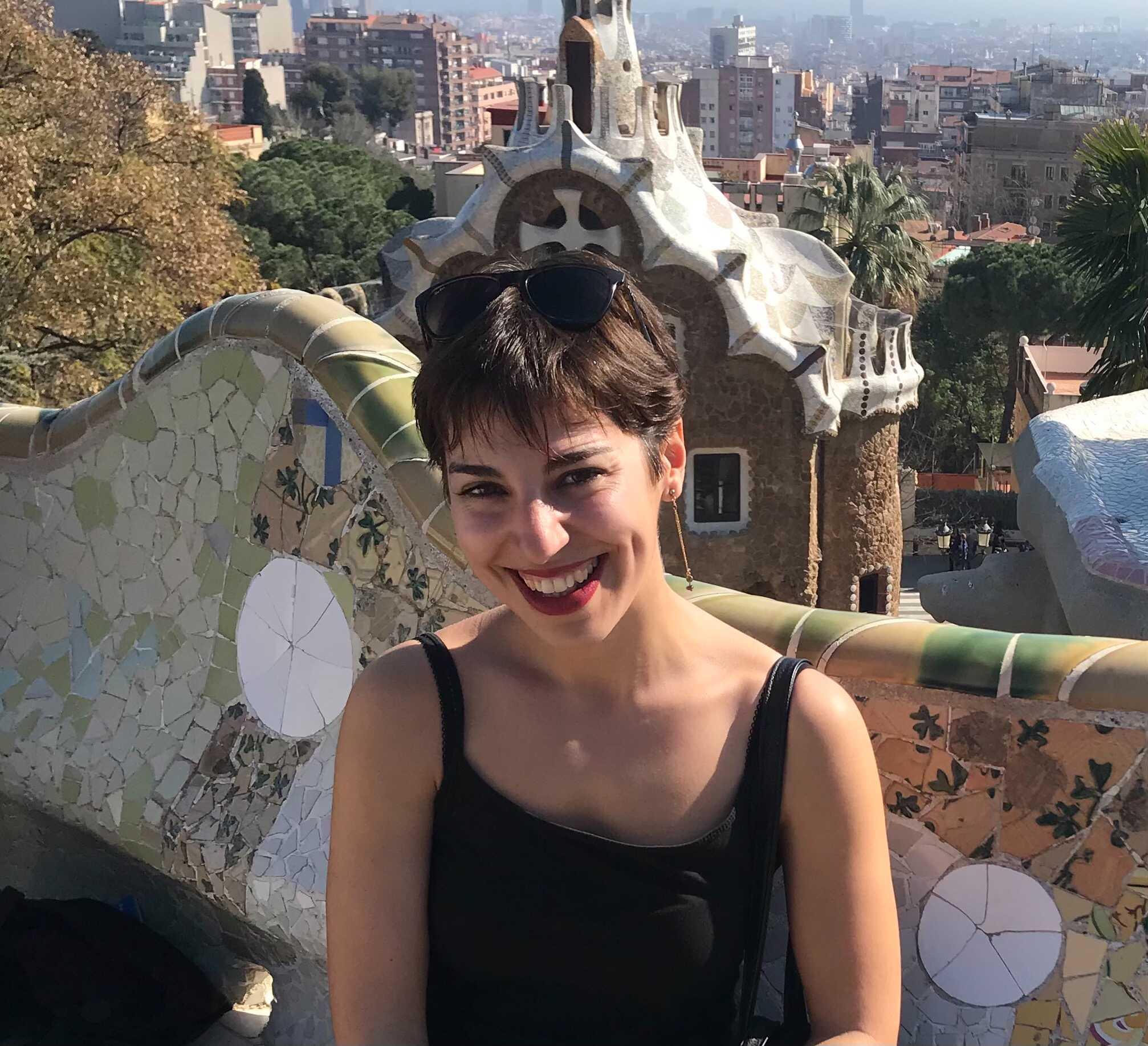 Cristina Garcia Avila