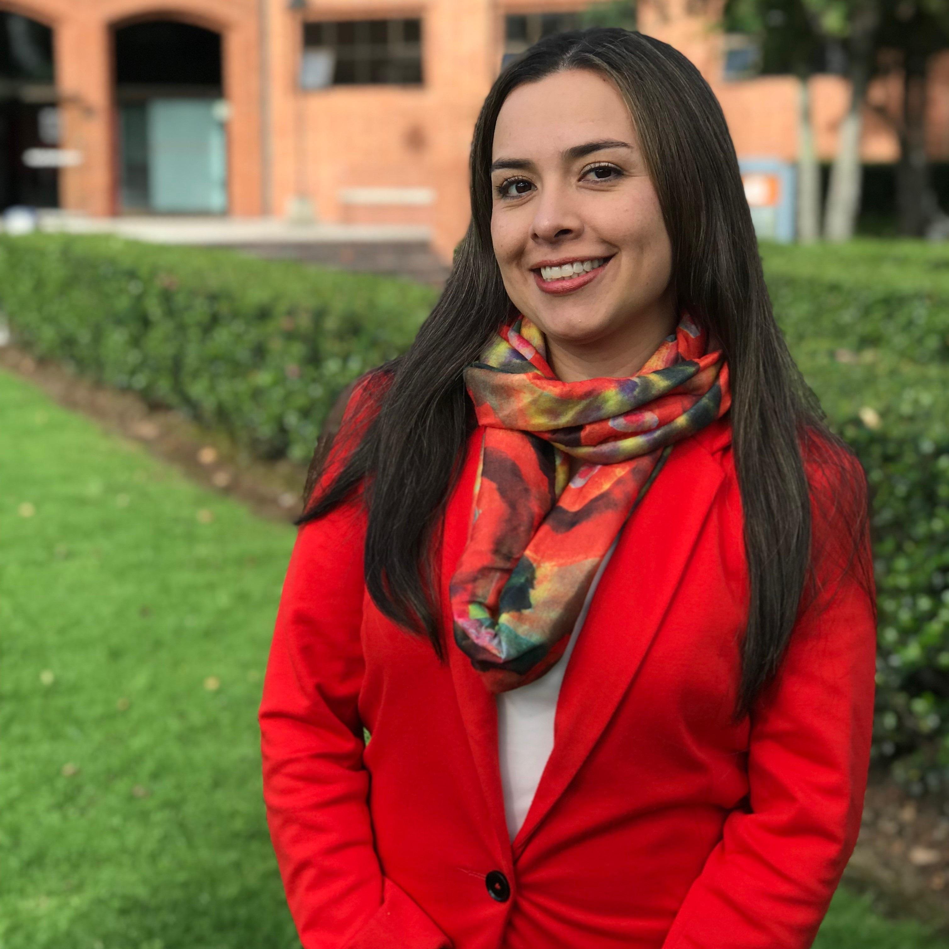 María Fernanda Hernández Beltrán