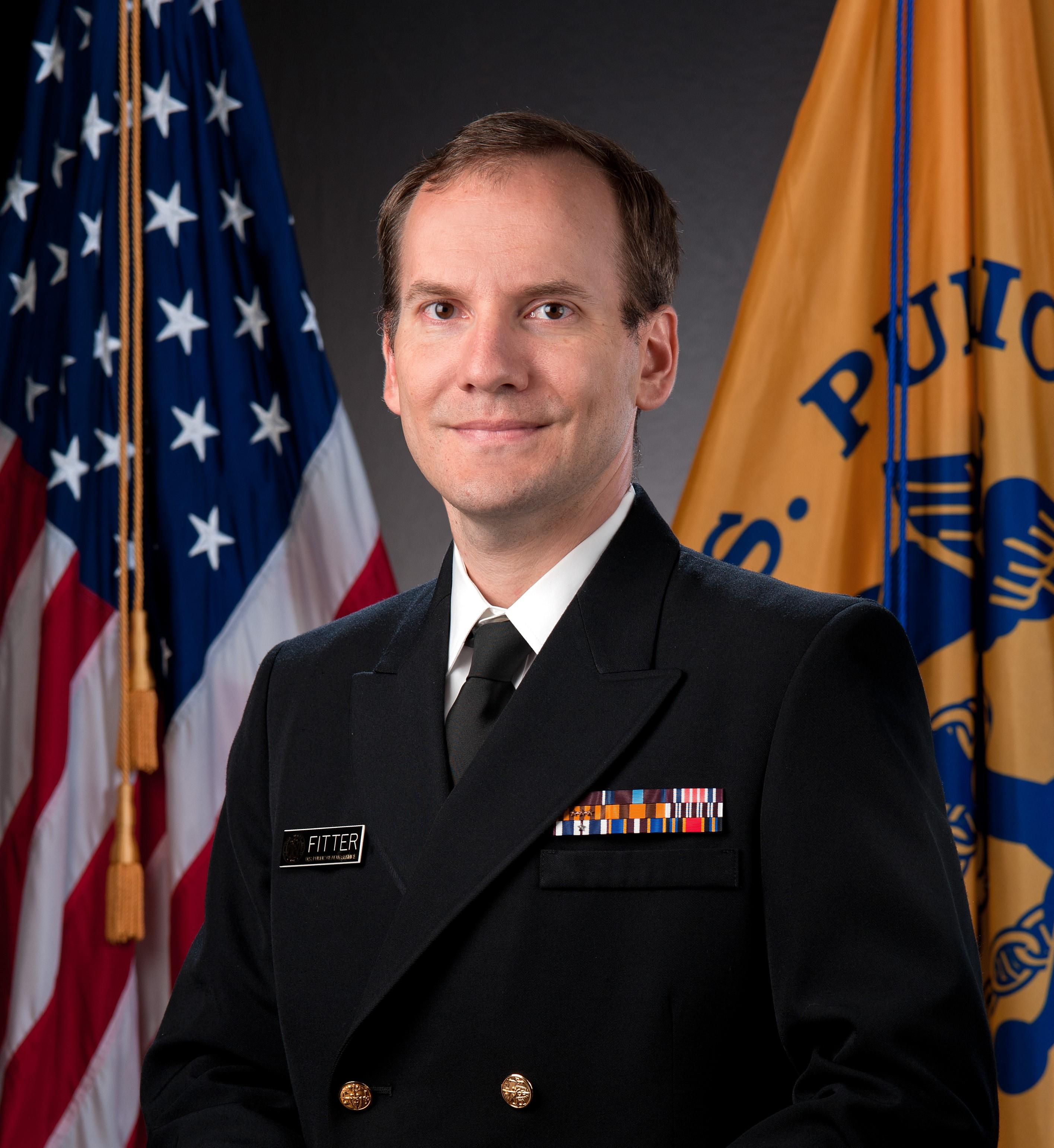Commander David Fitter
