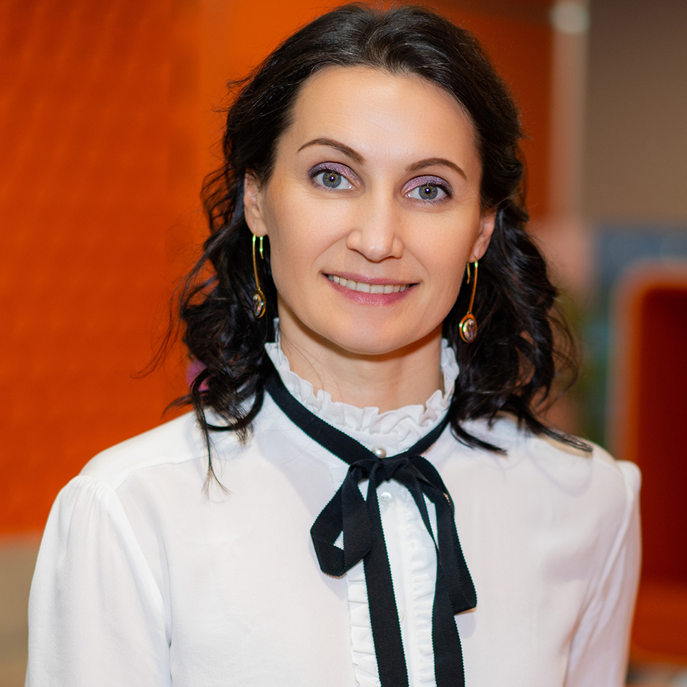 Tatiana Sakharuk