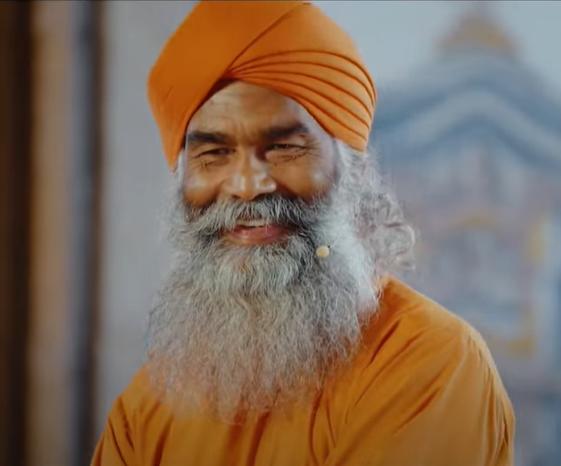 Monge Dada Dhyananada