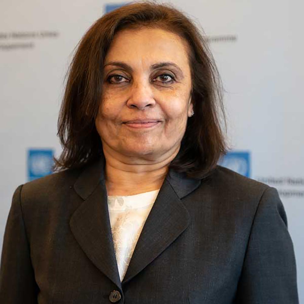 Usha Rao-Monari