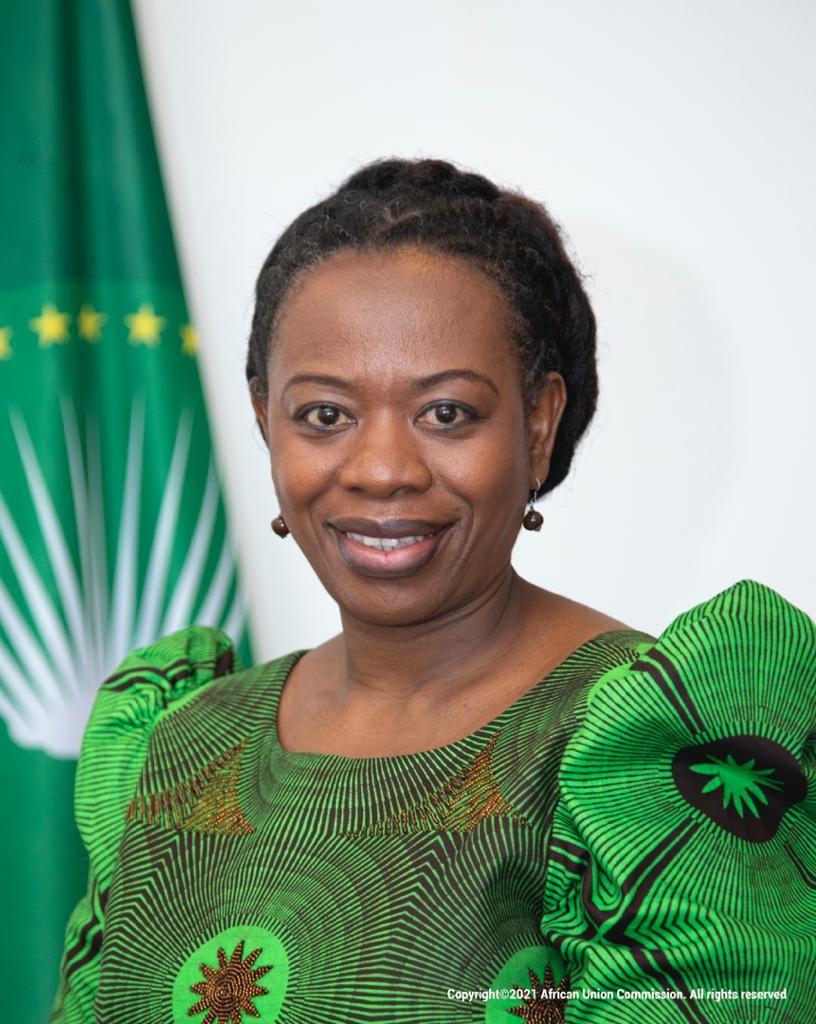 H.E  Dr Monique Nsanzabaganwa
