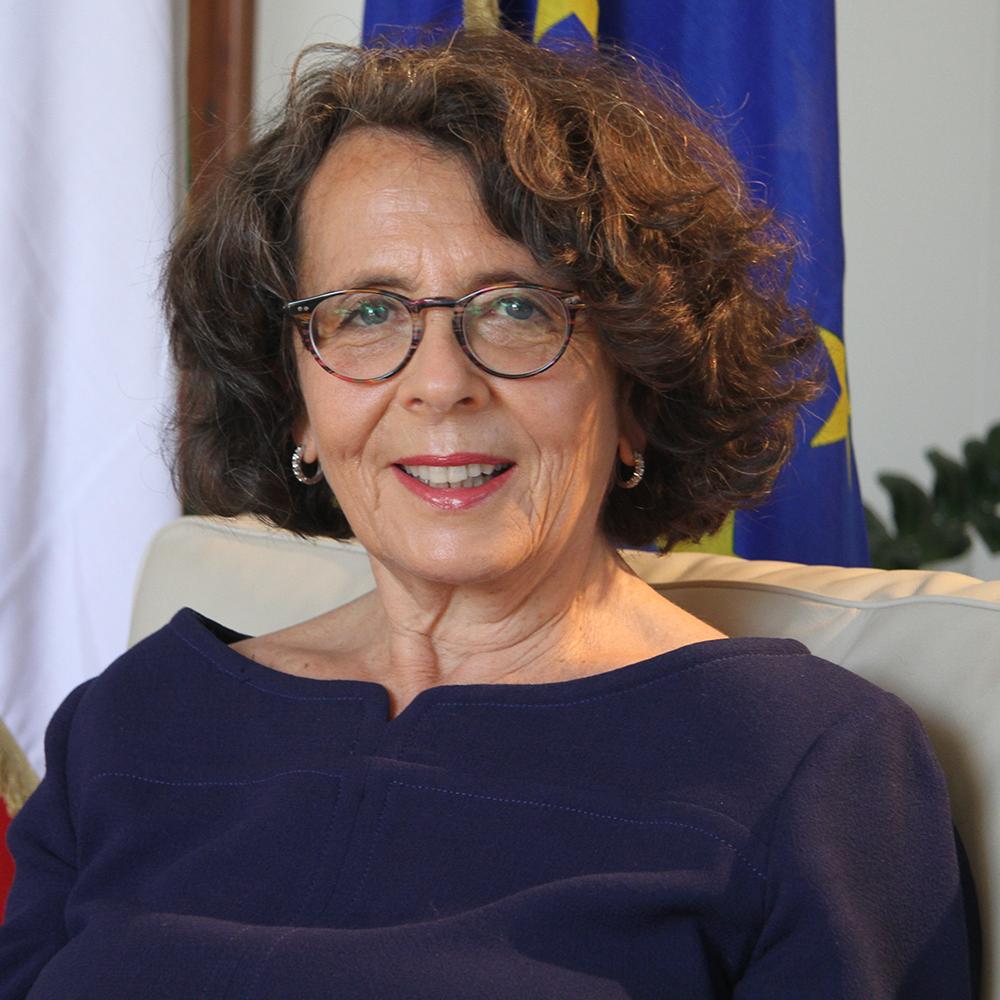 H.E. VICE MINISTER MARINA SERENI